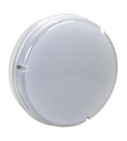 NET LED Newton 2D IP65 Polycarb Bulkhead Housing (White)