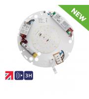 NET LED Duxford 2D Gear Tray 16W Tri-colour Motion & Emergency