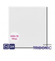 NET LED Kingston UGR<19 Tuneable White Pnl 600x600 30W Tp(a) Emergency