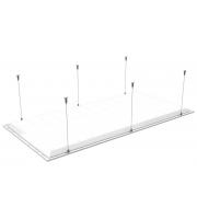 NET LED Suspension Kit For Backlit Panels 6pcs