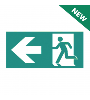 NET LED Buckden Left Arrow For Exit Box