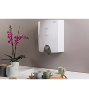 Hyco Omega Wall Mounted 5L Boiling Water Heater (White)