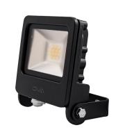 Ovia Pathfinder 10W Led Floodlight - IP65 - 3000K - Black