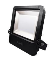 Ovia Pathfinder 200W Led Floodlight With Photocell - IP65 - 4000K - Black