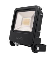 Ovia Pathfinder 20W Led Floodlight - IP65 - 3000K - Black