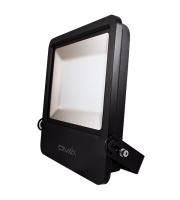 Ovia Pathfinder 300W Led Floodlight With Photocell - IP65 - 4000K - Black