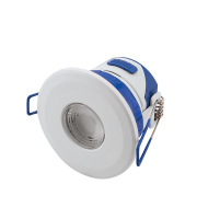 Ovia Omni 7W Led Fixed Dimmable Downlight With Cta Switch - IP65 - White