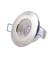 Ovia Nano 4.8W Led Dimmable Downlight - IP65 - 4000K - Chrome