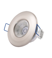 Ovia Nano 4.8W Led Dimmable Downlight - IP65 - 2700K - Satin Chrome