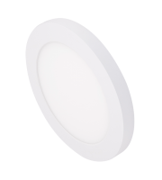 Ovia Inceptor Apto 12W Adaptable Downlight With CCT Switch - White