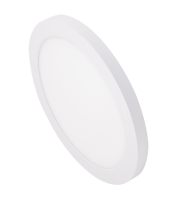 Ovia Inceptor Apto 18W Adaptable Downlight With CCT Switch - White