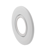 Ovia Omni Adjustable White Bezel