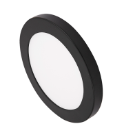 Ovia Inceptor Bezel For 12W Apto Downlight (Black)