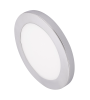 Ovia Inceptor Bezel For 12W Apto Downlight (Chrome)