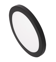 Ovia Inceptor Bezel For 18W Apto Downlight (Black)