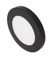 Ovia Inceptor Bezel For 6W Apto Downlight (Black)