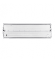 Ovia Novem 3W Emergency Led Maintained Bulkhead - IP65