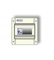 Protek 4 Way Rcd Incomer 63A 30mA Ins. IP65