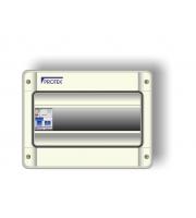 Protek 10 Way Rcd Incomer 63A 30mA Ins. IP65