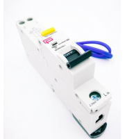 Fusebox 06A 30mA *c Type 6kA Rcbo (White)