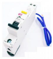 Fusebox 20A 30mA B Type 6kA Rcbo (White)