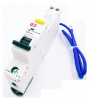 Fusebox 25A 30mA B Type 6kA Rcbo (White)