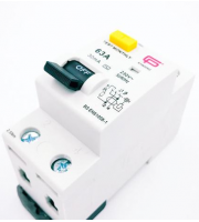Fusebox 63A 30mA 2P Rcd (ac) (White)