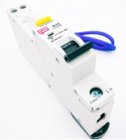 Fusebox 32A 30mA B Type 6kA Rcbo (White)