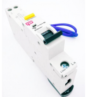 Fusebox 32A 30mA *c Type 6kA Rcbo (White)