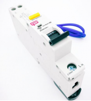 Fusebox 40A 30mA B Type 6kA Rcbo (White)