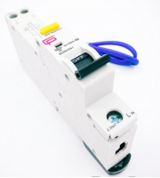 Fusebox 50A 30mA B Type 6kA Rcbo (White)