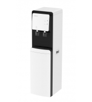 Hyco Sapphire Water Dispenser, Hot And Cold Floor Standing (White)
