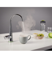 Hyco Zen Spa 100°C Tap 6L Boiling And Ambient (Polished chrome)