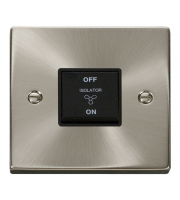 Click Scolmore 10A Fan Isolation Switch