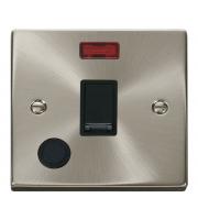 Click Scolmore Vpsat/ch 20A 1-GANG Dp Switch + F/o + Ne