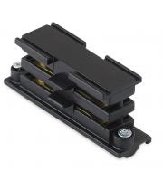 Aurora 16A 250V Global Straight Connector Three Circuit Track (Black)