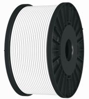 Prysmian 100m 1.5mm 2 Core Fire Performance Cable (White)