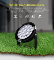 DTS 9W RGB+CCT LED Garden Light (Black)