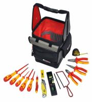 C.K Electrician's Tool Tote Kit (Black)