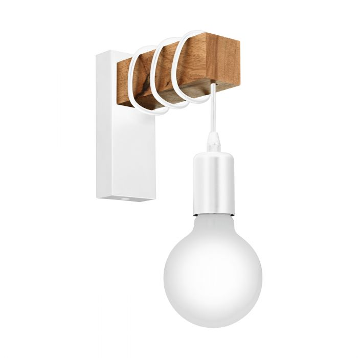 Eglo TOWNSHEND wall light White White