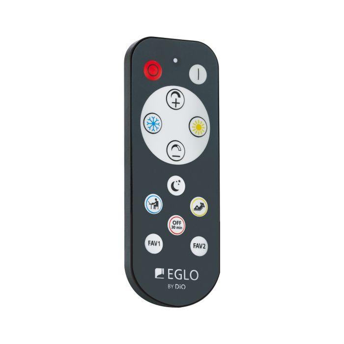 Eglo ACCESS REMOTE remote control Anthracite Anthracite