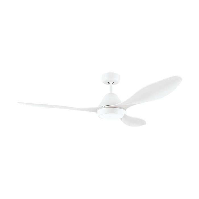 Eglo ANTIBES ceiling fan & light White Matt White Matt