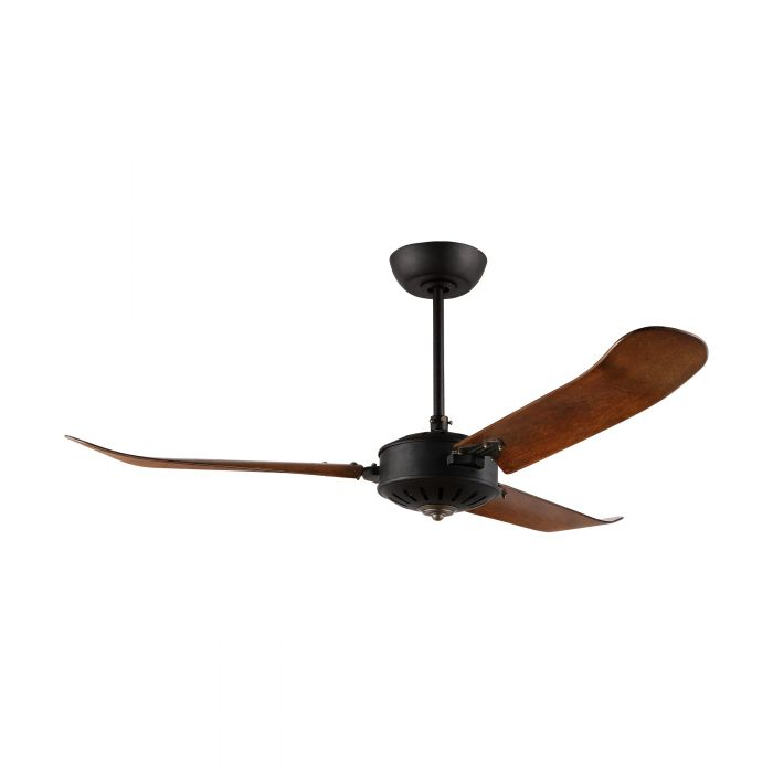 Eglo HOI AN ceiling fan Black Matt Black Matt