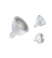 Lumanor 6W COB MR16 LED Lamp (Warm White)