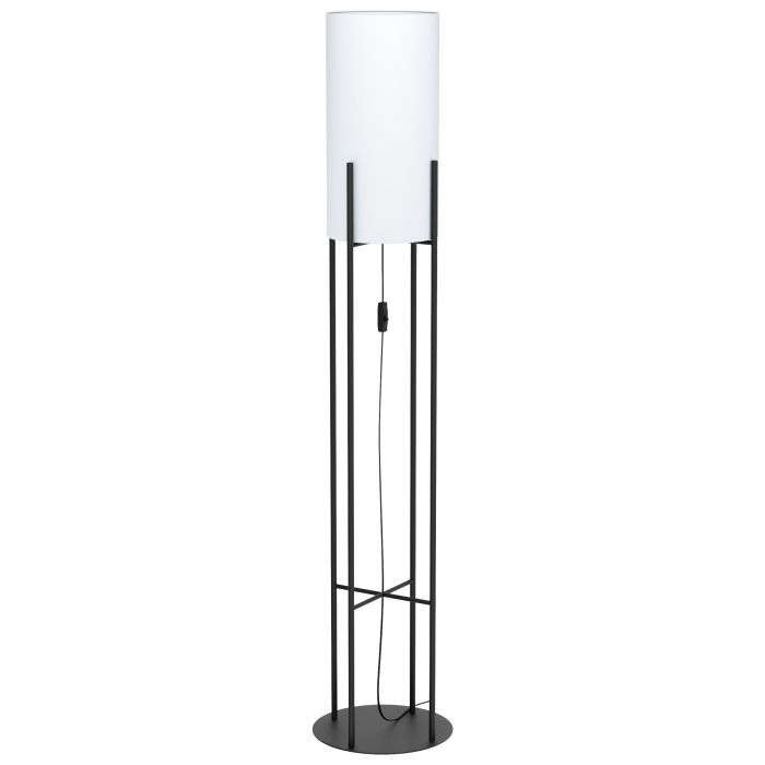 Eglo GLASTONBURY floor light Black Black