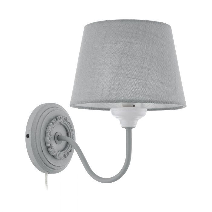 Eglo LARACHE 2 wall light Grey-patina Grey-patina