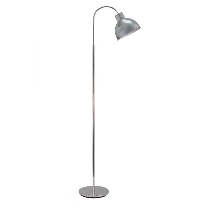 Eglo BOLEIGH floor light Silver-antique