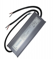 Ecopac 200W Mains Dimmable Constant Voltage LED Driver (Silver)