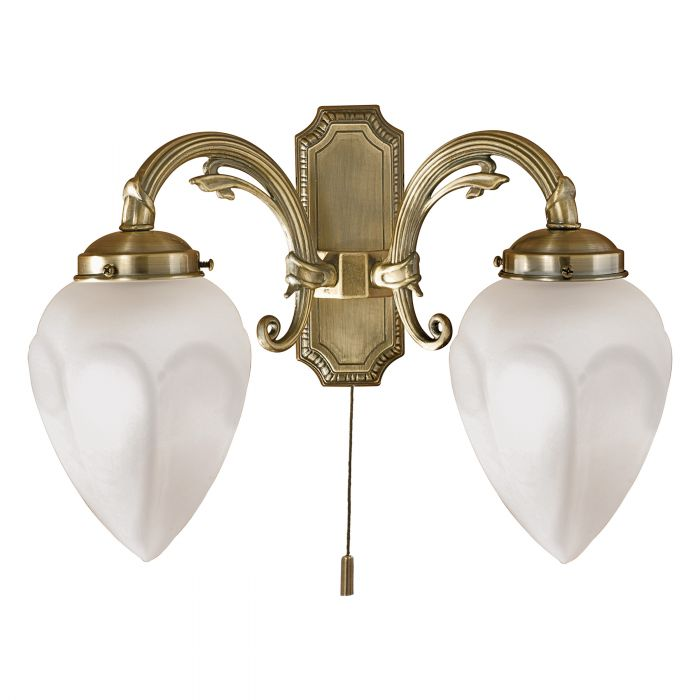 Eglo IMPERIAL wall light Bronzed