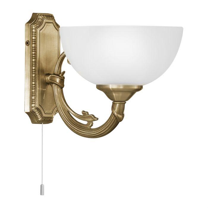 Eglo SAVOY wall light Bronzed
